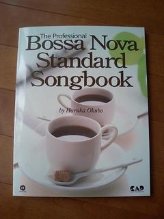 bossa nova song book